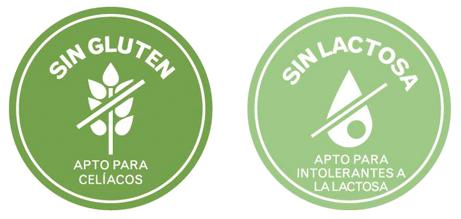 Sin Lactosa - Sin Gluten