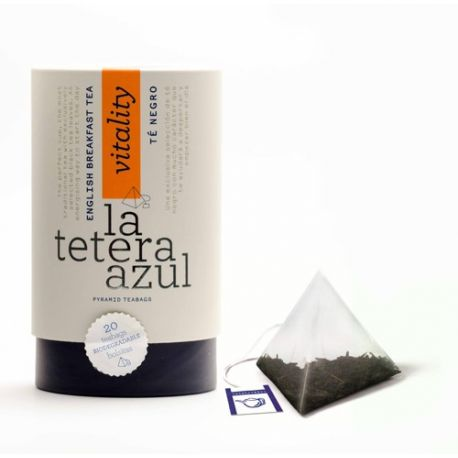 Té english breakfast La Tetera Azul