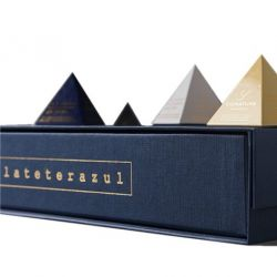 Signature Collection Box (24 Pyramids Box)