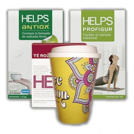 Teatox Challenge by HELPS