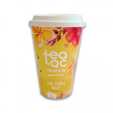 Vaso Take Away Tea Tac