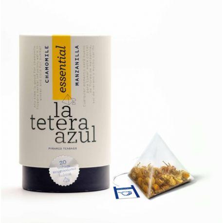 Manzanilla La Tetera Azul