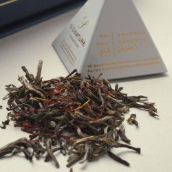 Pai Mu Tan White tea with Saffron