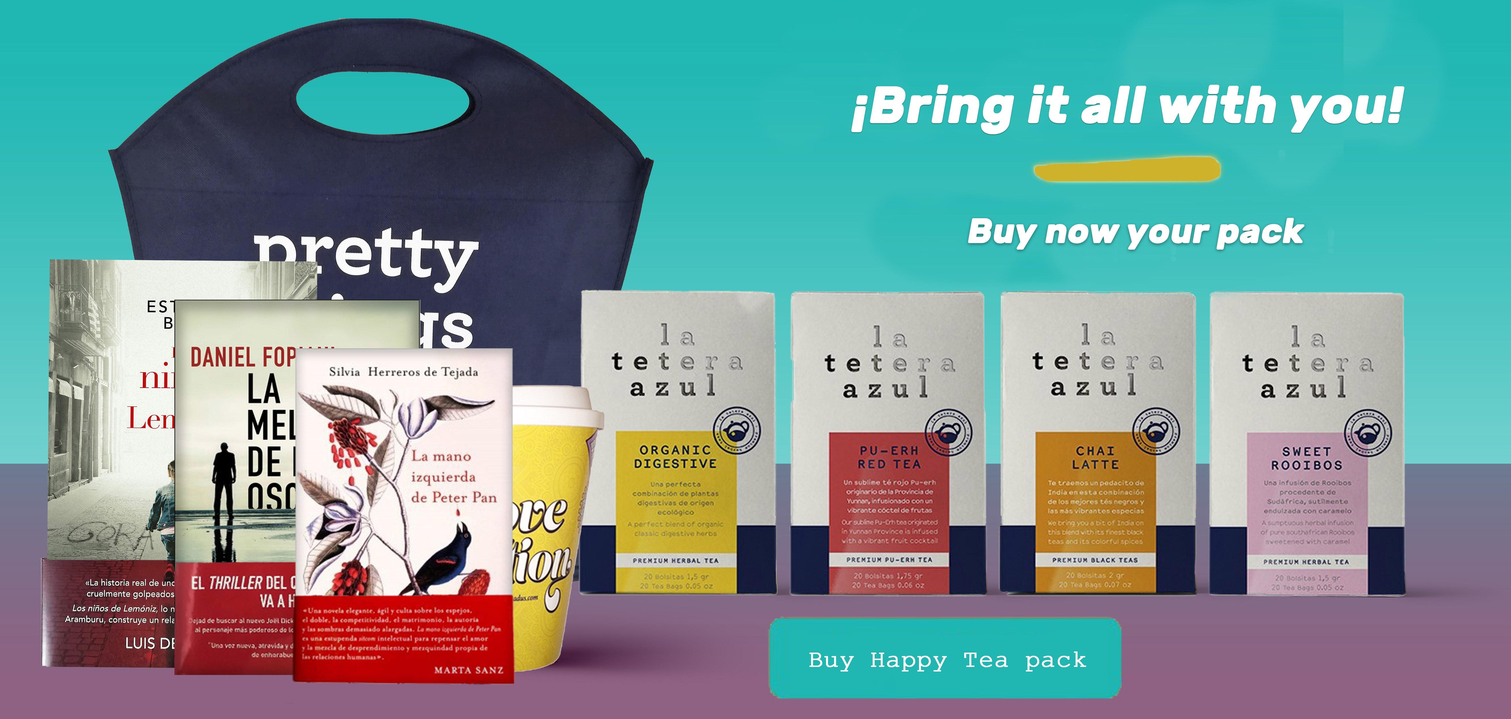 """Happy Tea"" Pack"