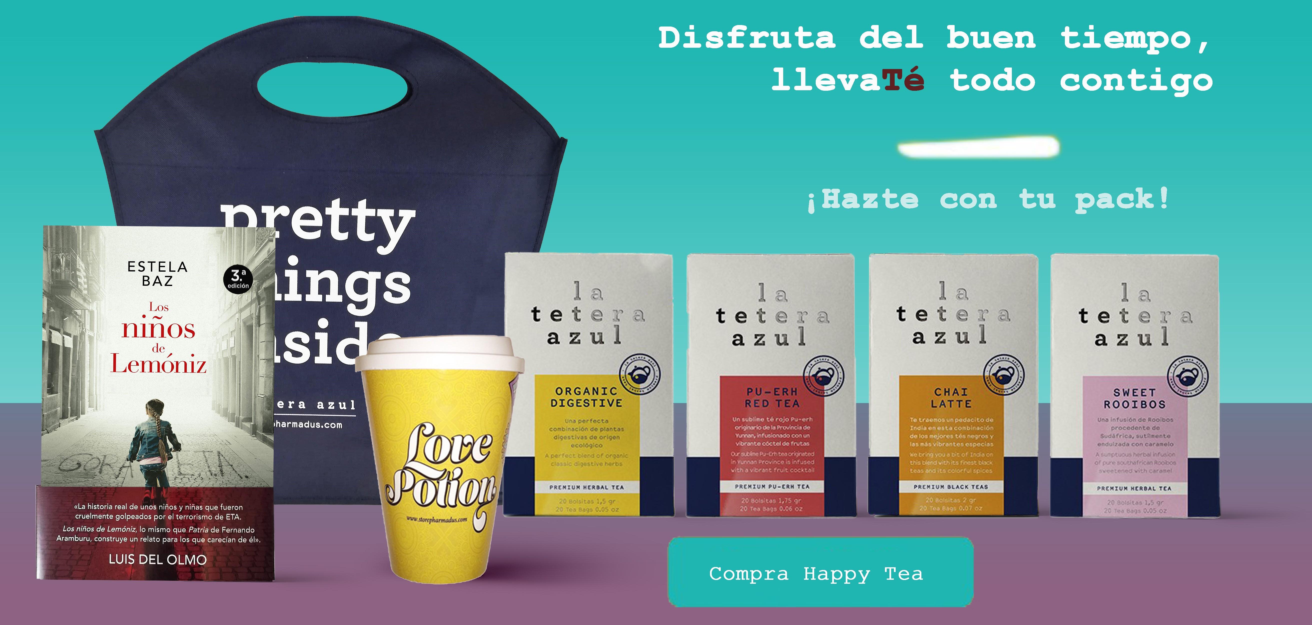 "Pack ""Happy Tea"""